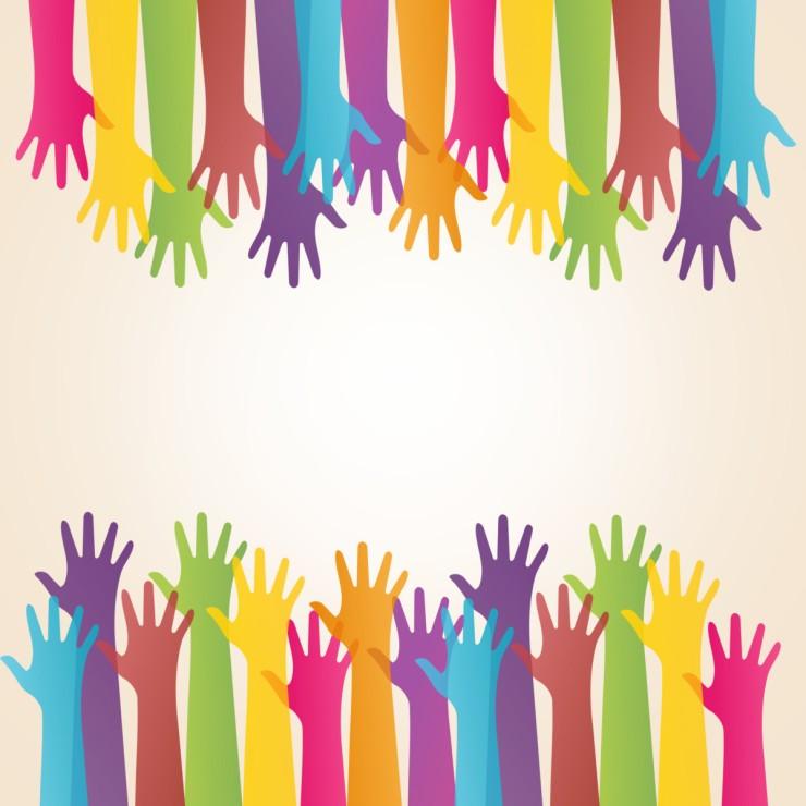 Imagem Grátis | Comunidade e Solidariedade - Mãos Estendidas